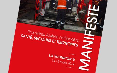 2019 manifeste santé secours