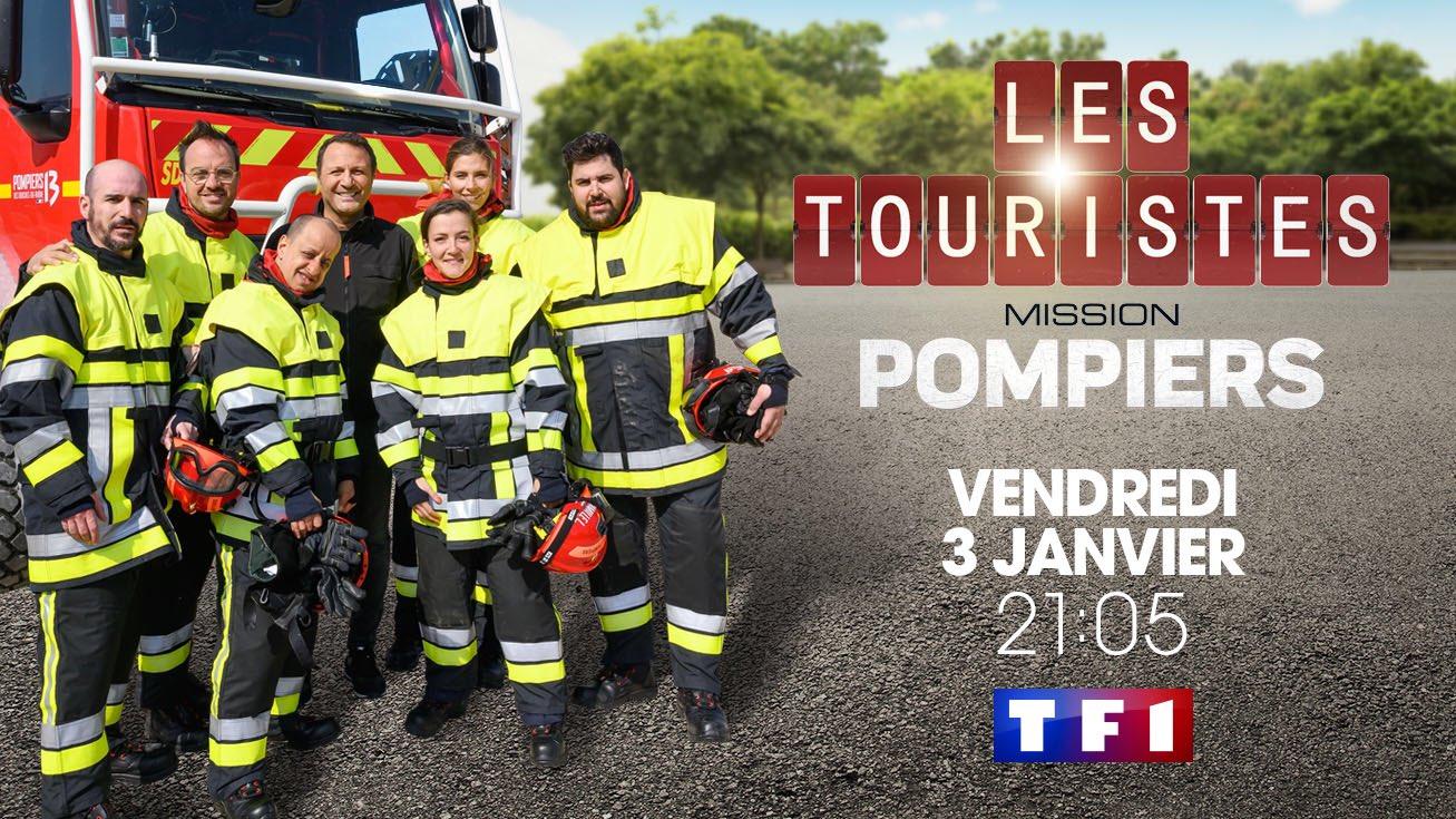 LES TOURISTES À LA RENCONTRE DES SAPEURS-POMPIERS DE FRANCE