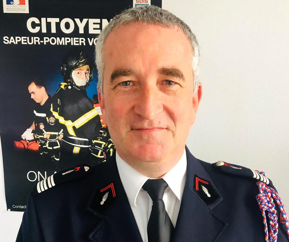 Alain Boulou, Président de la MNSPF