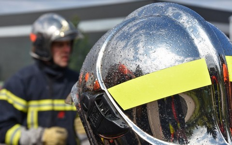 Pompiers journée DDSIS mars 2018