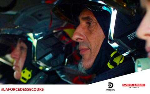 Discovery force des secours
