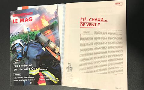 Edito de Grégory Allione, président des sapeurs-pompiers de France
