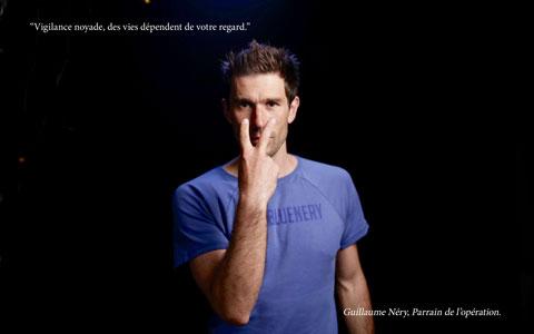#VigilanceNoyade Guillaume NERY, champion d'apnée