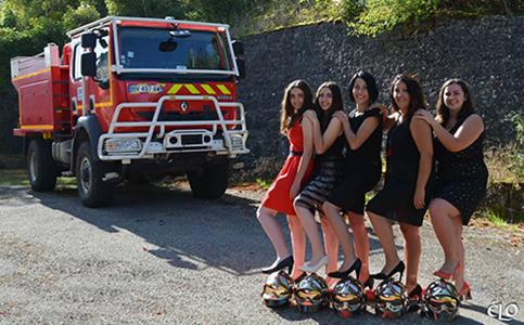 cinq drôle de dames