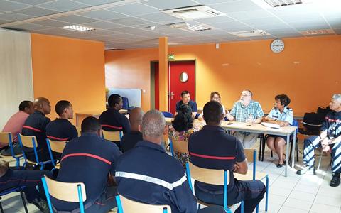 La MNSPF présente la section locale Outre-mer en Martinique