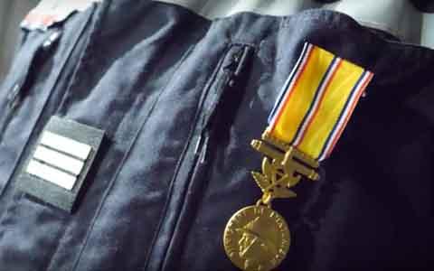 Médaille d'honneur : 410 sapeurs-pompiers distingués en ce jour de Sainte-Barbe