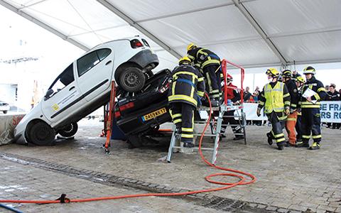 Au « World Rescue Challenge », se comparer pour progresser