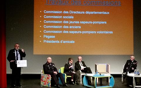 La MNSPF présente aux événements officiels des Pyrénées Atlantiques