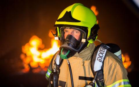 Msa D 233 Voile Son Nouveau Masque Respiratoire Pompiers Fr