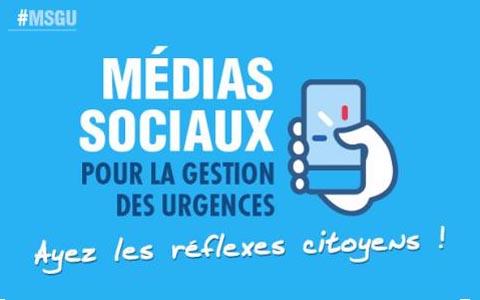 MSGU : Médias sociaux en gestion de l'urgence