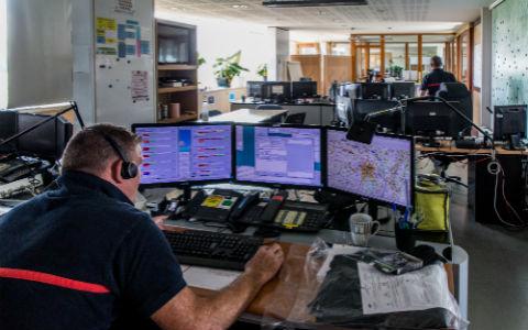 Un logiciel national pour les centres d'appels d'urgence