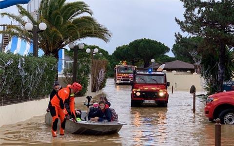 Intempéries - épisode méditerranéen - octobre 2019