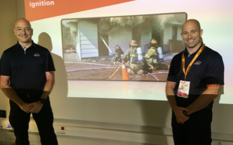 Attaque transitoire des incendies: l'expérience québécoise à Bourg-en-Bresse