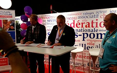 signature convention RGC