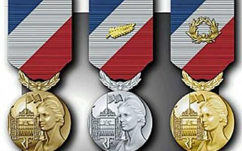 Médaille sécurité intérieure