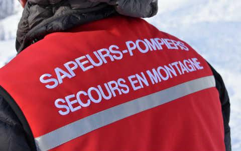 VIGNETTE - Sapeurs-pompiers Secours en montagne GMSP