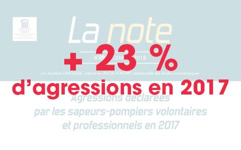 VIGNETTE - Note ONDRP agressions SP 2017