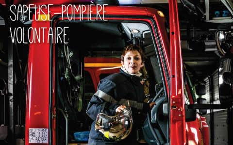 Expo : sapeuse-pompière