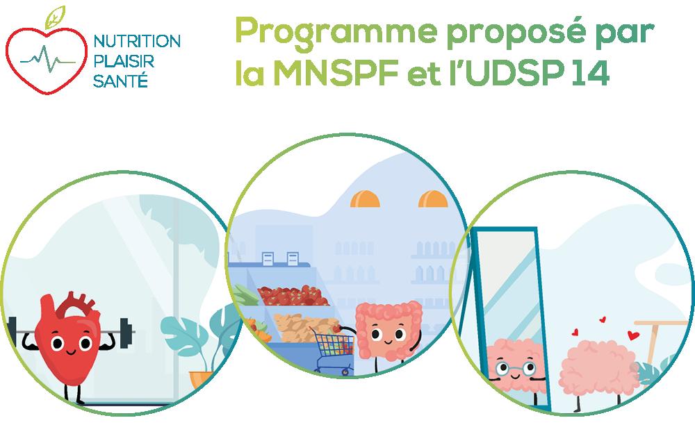 Programme proposé par la MNSPF et l'UDSP 14