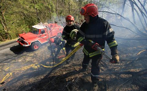 Médailles de la sécurité intérieure pormotion feux de forêts 2017