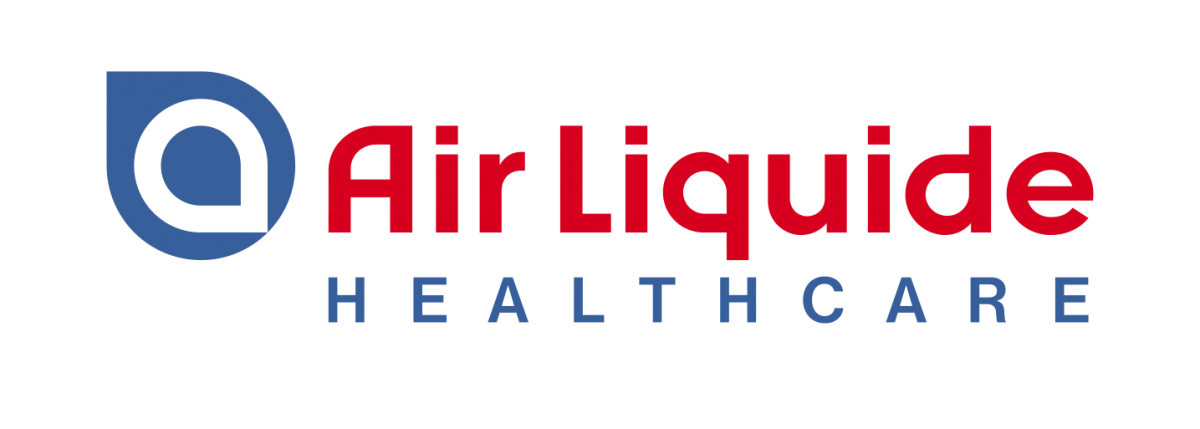Logo Air Liquide Healthcare