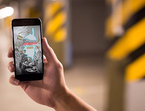 Application mobile congrès pompiers 2017