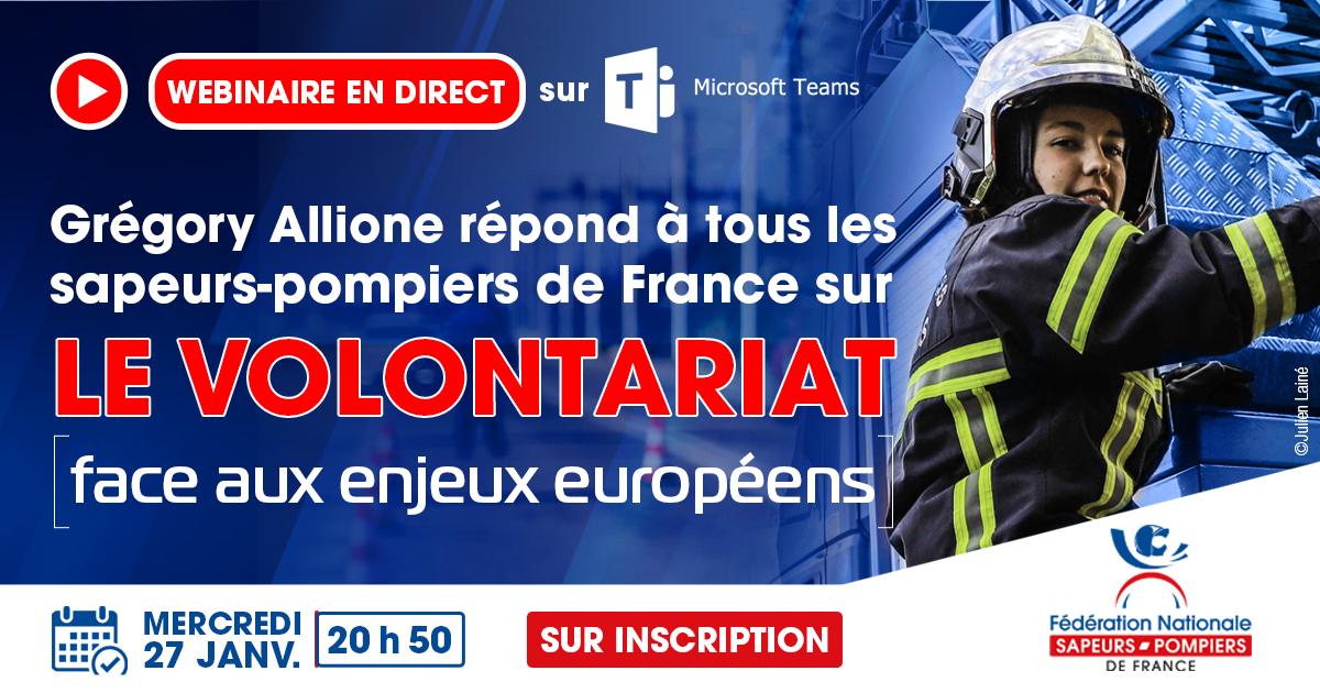 Webinaire : le volontariat face aux enjeux européens