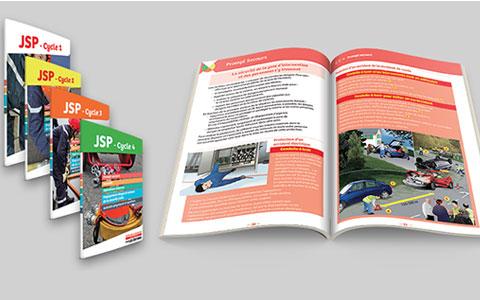 Nouveaux manuels de formation JSP