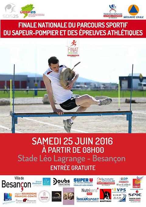 FINAT - Finale nationale du parcours sportif et des épreuves athlétiques