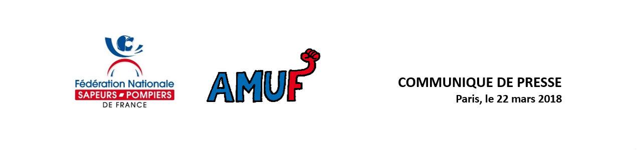 Entête date communiqué + double signature FNSPF + AMUF