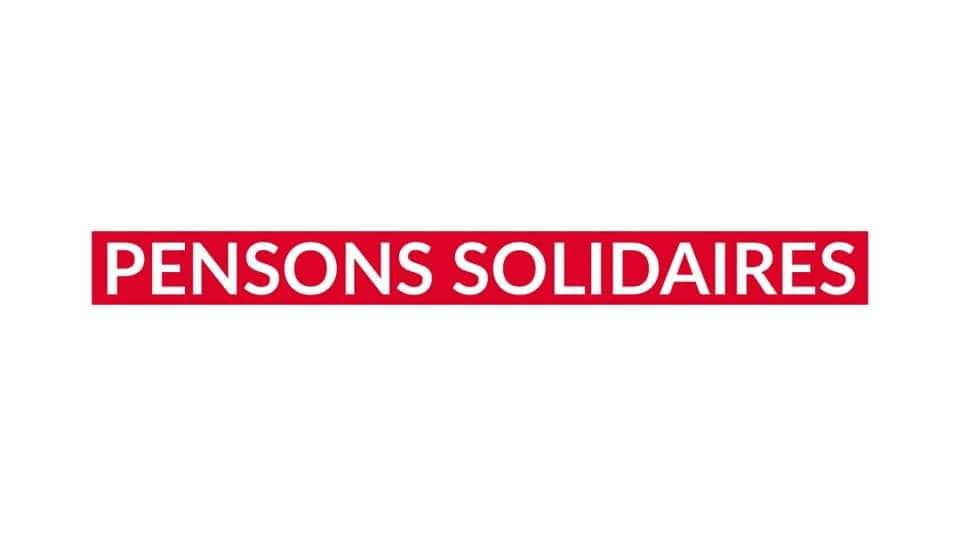 pensons solidaires