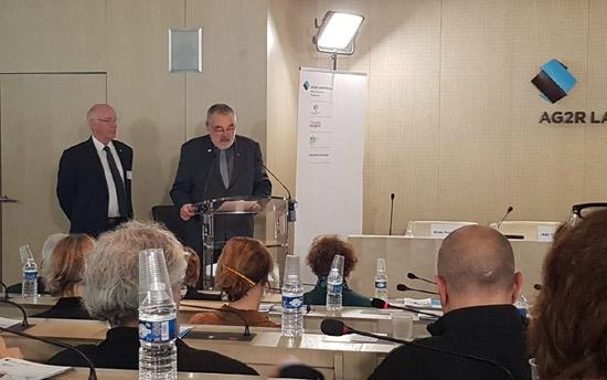Antoine Hubert, président de l'UGMFP