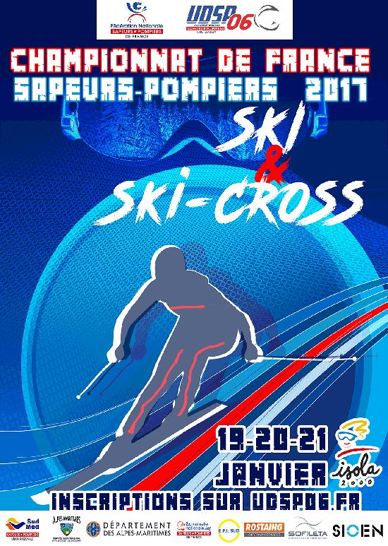 Ski alpin et ski cross