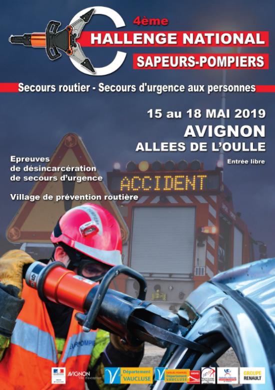 Challenge national sapeurs-pompiers SUAP