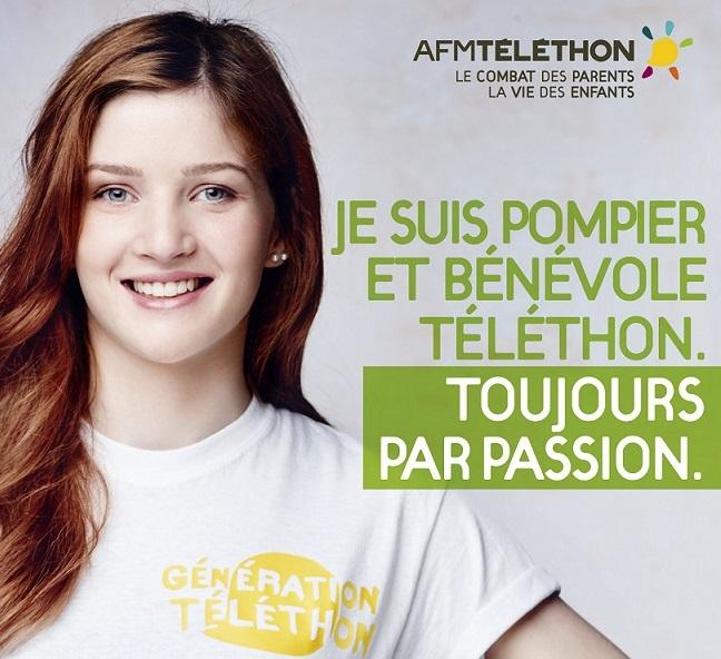 affiche telethon 2016