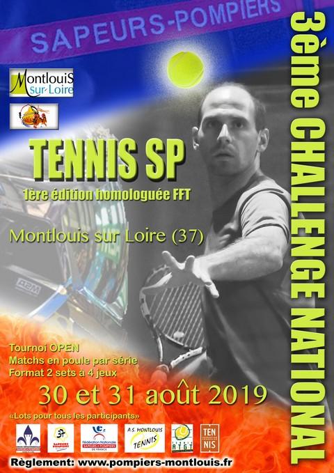 Challenge National de Tennis sapeurs-pompiers