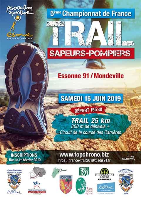 5e Championnat de France de Trail