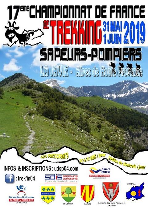 Championnat de France 2019 des Sapeurs-Pompiers