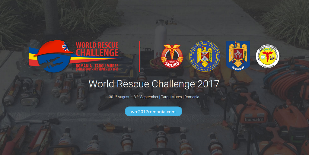 Capture World Rescue Challenge 2017 - Roumanie