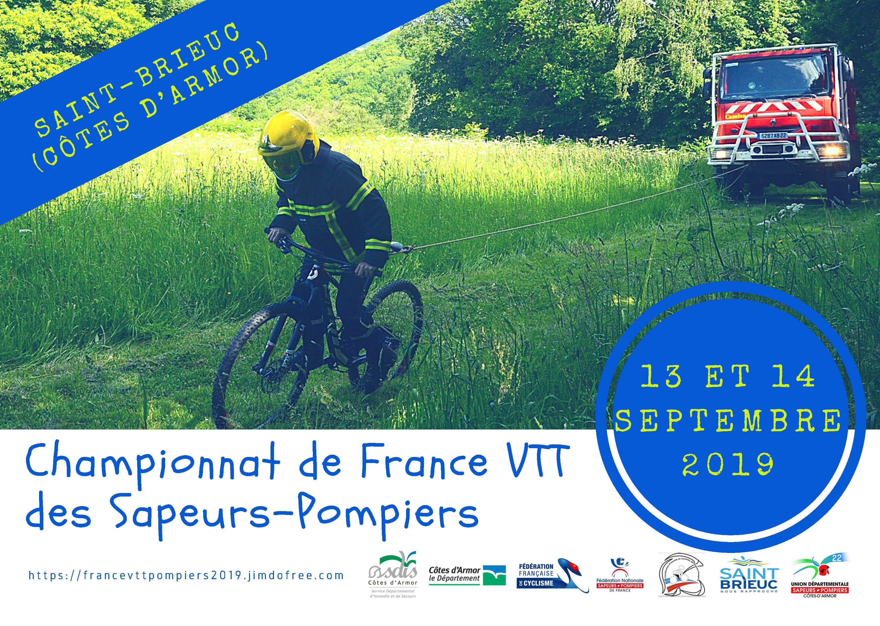 Championnat de France VTT 2019