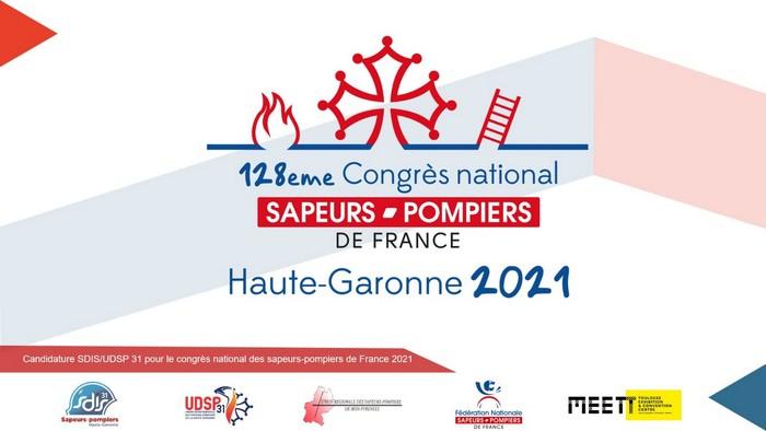 Candidature de la Haute-Garonne - congrès national sapeurs-pompiers 2021