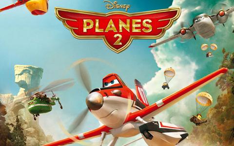 Affiche film - Planes 2