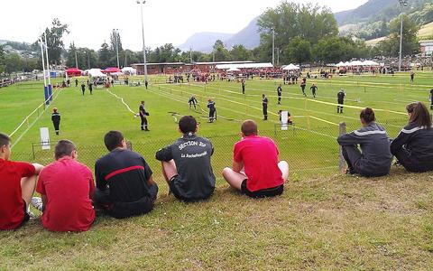 Rassemblement national des Jeunes sapeurs-pompiers ce samedi 5 juillet