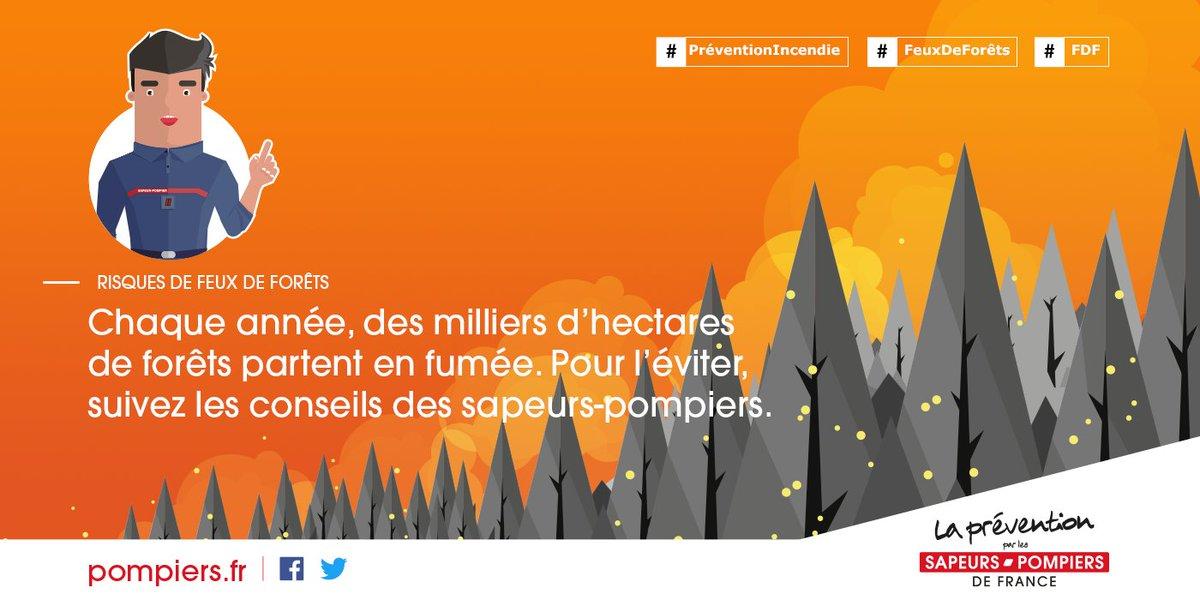 Prévention feux de forêts