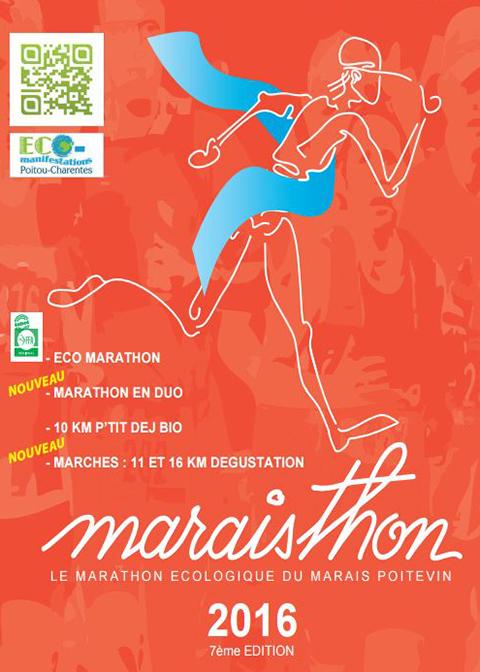Maraisthon 2016