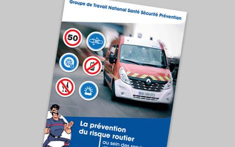 Guider routier sapeurs-pompiers