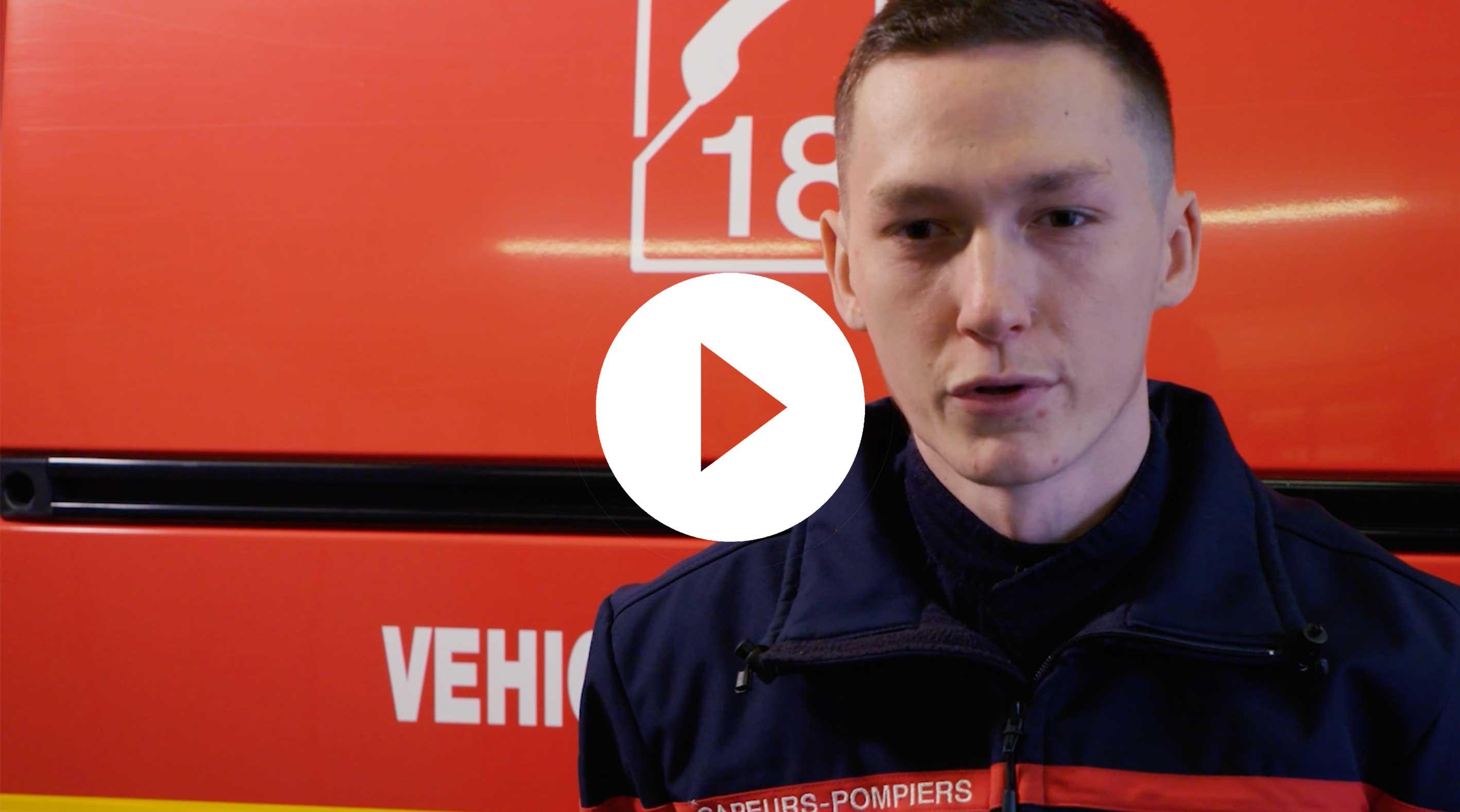 Paroles de pompiers - Guillaume