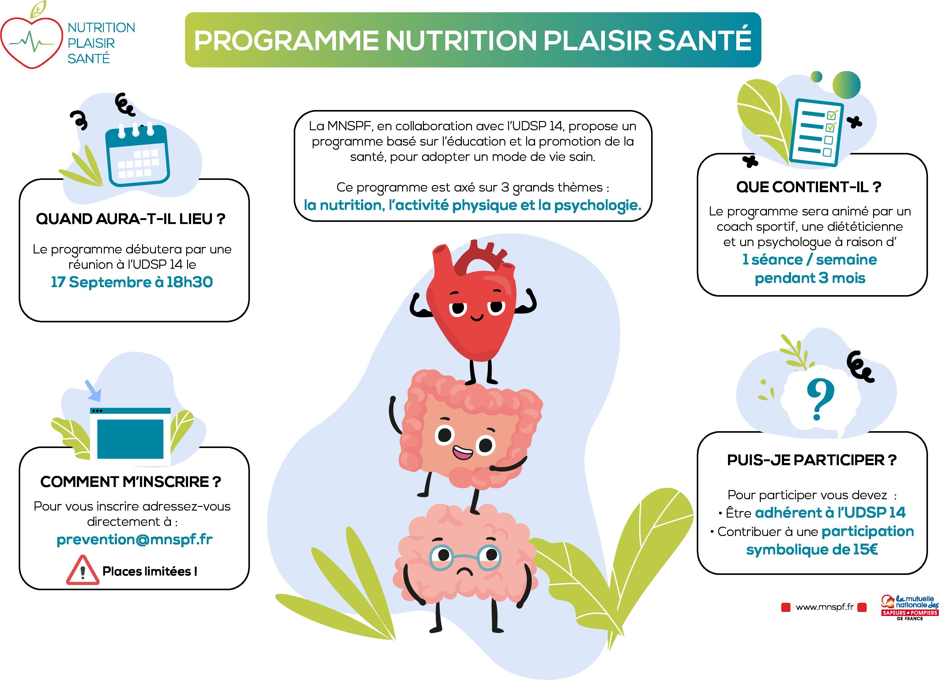 Programme Nutrition Plaisir Santé