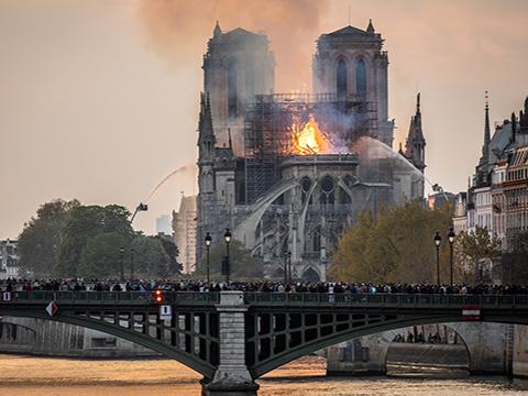 15 avril 2019 : il faut sauver Notre-Dame