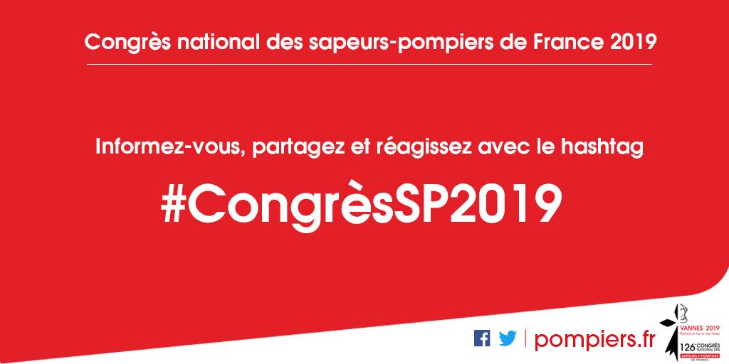 #CongrèsSP2019 réseaux sociaux